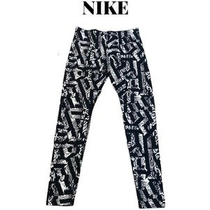 """NWOT⭐️RARE⭐️Nike """"Leg-a-see"""" Tights/Leggings, M"""